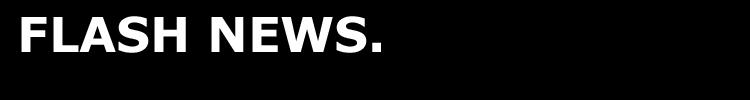 141210_Titles_FLASH-NEWS_750x100