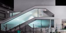 MARC FORNES THEVERYMANY Architecture Maison Contemporaine Orangerie Strasbourg France